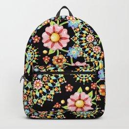 Flower Crown Bijoux Backpack
