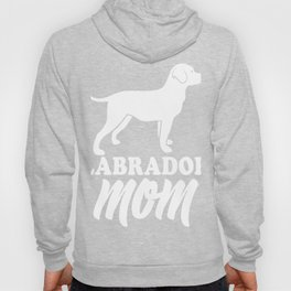 Shirt For Labrador Mom. Gift From Kids Hoody