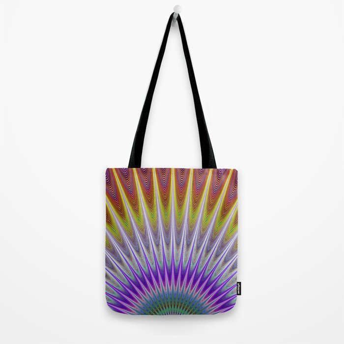 Morning of a spectacular day Tote Bag