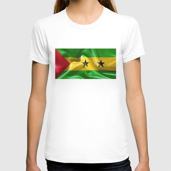Sao Tome and Principe Flag by markuk97