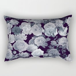 Abstract floral background 214 Rectangular Pillow