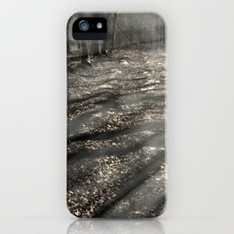 Blair Witch....over there! iPhone Case