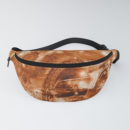 Rusty ghost wreck Fanny Pack