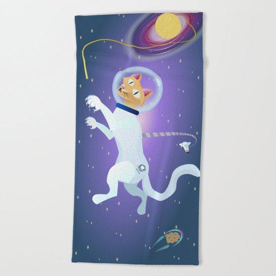 Gatonaustra Beach Towel