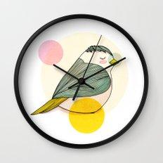 Little Bird Wall Clock