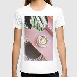 Cafe + Plants IV T-shirt