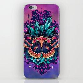Cecropia Moth iPhone Skin