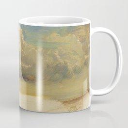 Cloud Study - Frederic Edwin Church Coffee Mug