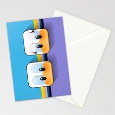 daisy and donald sweetheart ducks Stationery Cards