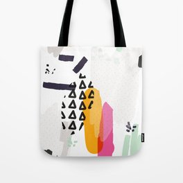 Heading towards confusion Tote Bag