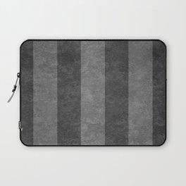 Grey Stripes Laptop Sleeve
