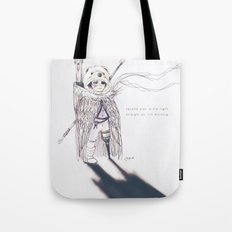 Lostboy Tote Bag