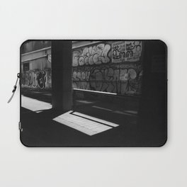 Graffiti In The Alleyways Laptop Sleeve