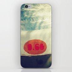 Pool 0.60 iPhone & iPod Skin