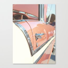 Bel-Air Canvas Print
