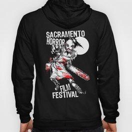 Slashy 2018 Sacramento Horror Film Festival mascot Hoody