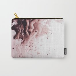 pink paint Carry-All Pouch