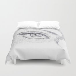 Wordplay Duvet Cover