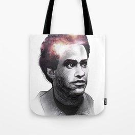 Huey Percy Newton (2/17/1942 – 8/22/1989) Tote Bag