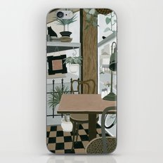 View from the Cafe iPhone Skin