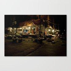 Damascus Market, Syria Canvas Print