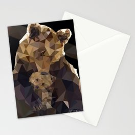 Momma bear Stationery Cards
