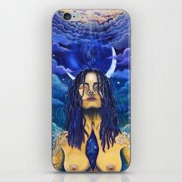 Acceptance: Golden Goddess iPhone Skin