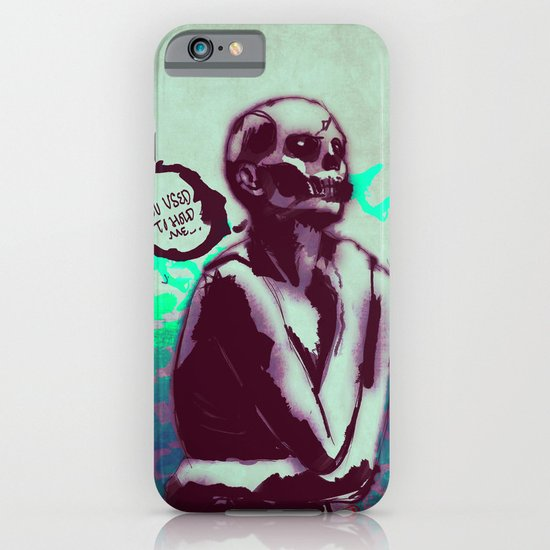 Desperate Zombie iPhone & iPod Case