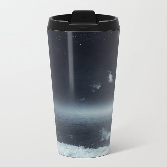 Horizon Glow Metal Travel Mug