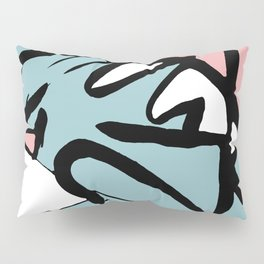 Abstract Painting Design - Flight Pillow Sham