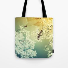 Connections. Tote Bag