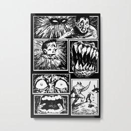 P1 Metal Print