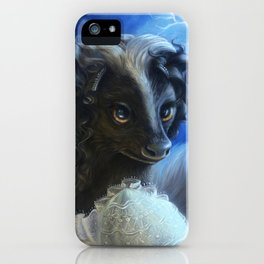 Mary Smelly iPhone Case