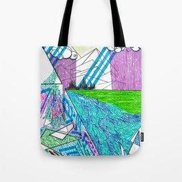 landscape of wonder Tote Bag