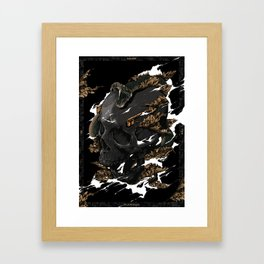 Night of the Illuminati  Framed Art Print
