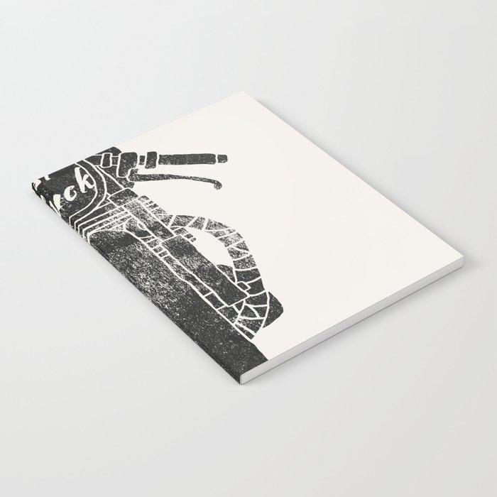 fast as fuck III Notebook
