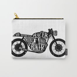 Cafe racer motorcycle Carry-All Pouch