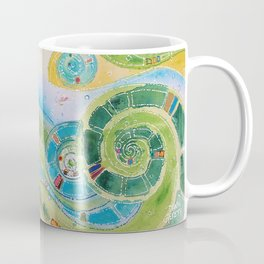 Turning Rainbow Coffee Mug