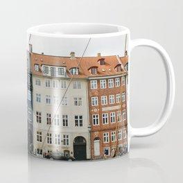 Houses Along Nyhavn Coffee Mug