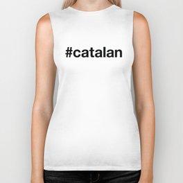 CATALAN Biker Tank