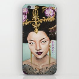 Wu Zetian iPhone Skin
