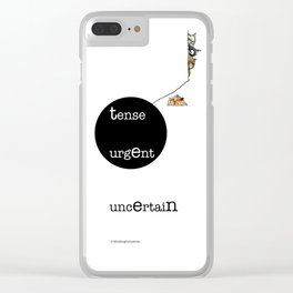 Teens Clear iPhone Case