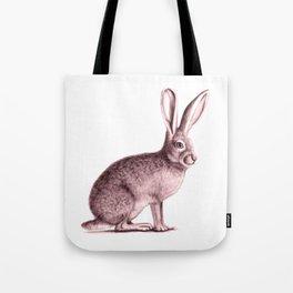Arizona Jack Rabbit Tote Bag