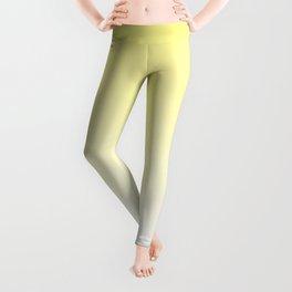 Yellow Ombre #minimal #design #kirovair #buyart Leggings