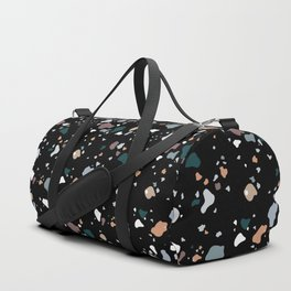 Black Liquorice Duffle Bag