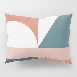 Cirque 03 Abstract Geometric Pillow Sham