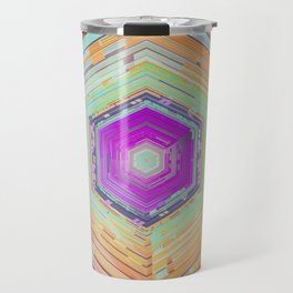 cube phase Travel Mug