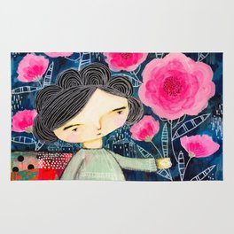 Quilted Princess Rug