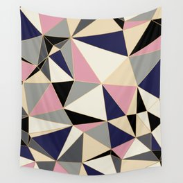 Geometric Wall Tapestry