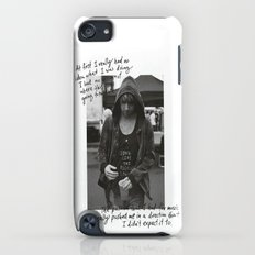 Alex Gaskarth - All Time Low iPod touch Slim Case